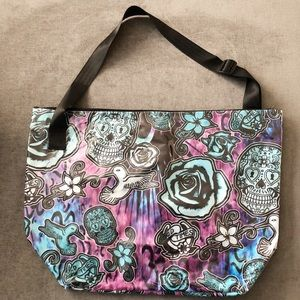 New Penelope Wildberry Vacay Tote Bag